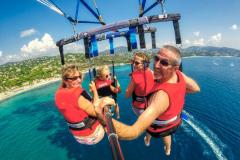 Water Glisse Parachute