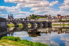 Balade ludique et enquête à Blois