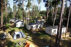 Au Camping et Chalets du Lac d'Aydat