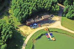 Lac et bois de Coulange