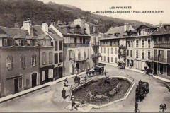 Centre historique de Bagnères-de-Bigorre