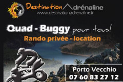 Destination Adrénaline