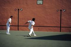 Découvrir la pelote basque