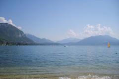 Plages du lac d'Annecy
