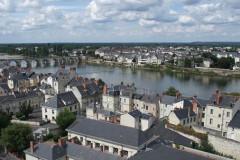Le centre historique de Saumur