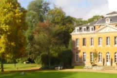 Le Jardin des Sculptures, Château de Bois-Guilbert