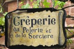 La Crêperie du Pélerin et de la Sorcière