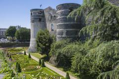 Le Château  d'Angers