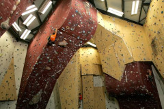 La salle Mont-Blanc Escalade