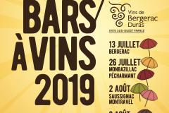 Bars à vins 2019