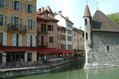 Flânerie dans le Vieil Annecy