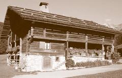 La Maison du patrimoine bornandin