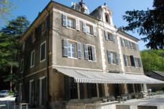 Hôtel-restaurant Le Château de Cornage