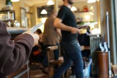 Le Café de la Nouvelle Mairie