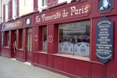 Restaurant La Traversée de Paris