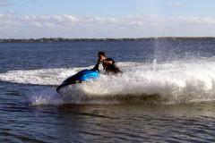 Randonnée en jet ski vers les îles de Lérins