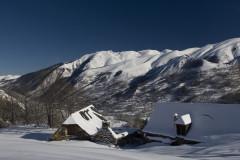 Domaine de ski : les « Neiges Louronnaises »