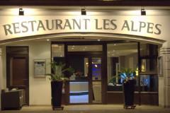 HOTEL RESTAURANT LES ALPES