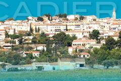 La Cadière d'Azur et Le Castellet