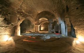 Les caves du palais Saint Firmin