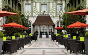 Hôtel Barrière Le Normandy Deauville