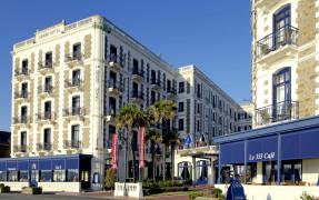 Hôtel Barrière Le Grand Hôtel Dinard