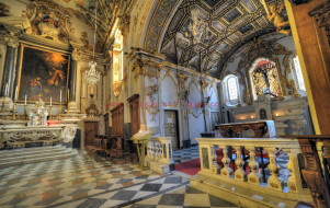 L'oratoire de la Confrérie de Sainte-Croix