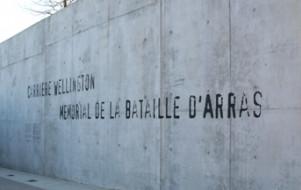 La Carrière Wellington, Mémorial de la Bataille d'Arras