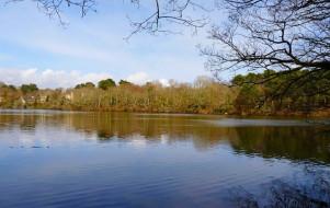 L'étang du Ter