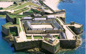 La Citadelle de  Port Louis