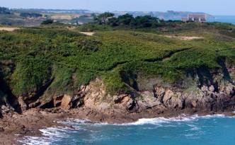 Sentier côtier de Paramé à Rothéneuf