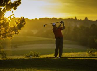 Une partie de golf dans la Dombe!