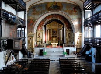 Église Saint-Martin de Sare