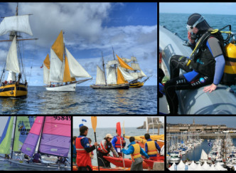 Activités nautiques à Saint-Malo