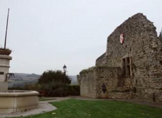 A la découverte de Ternand (Beaujolais) et de ses cadoles