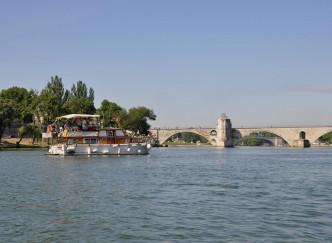 Promenades fluviales sur le Rhône