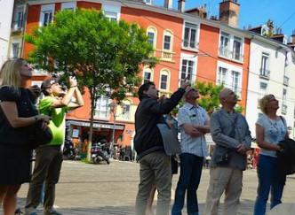 Visites guidées de l'office du tourisme de Grenoble