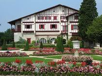 Villa Arnaga et thermes