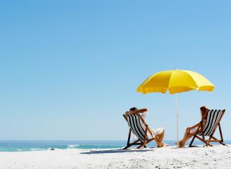 Les bienfaits des vacances à la mer
