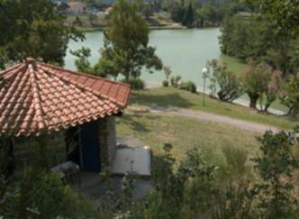 Camping Le Lac de Vinça