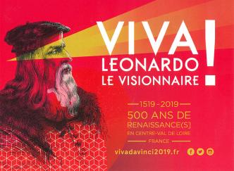 Léonard de Vinci : 500ème anniversaire de l'homme qui voulait tout savoir
