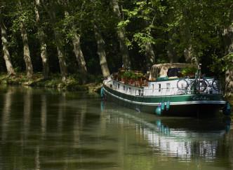 5 façons de découvrir le Canal du Midi