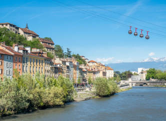 Top 10 des incontournables de Grenoble