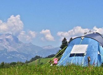Camping Bornand