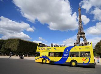 Open Paris Tour - Paris Cityvision