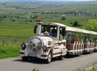 Le Train Gourmand du Vignoble