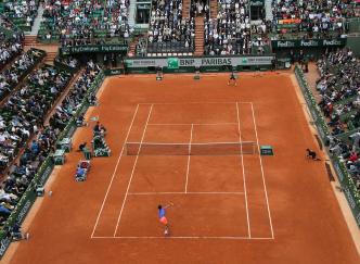 Les sportifs français qui ont marqué Roland Garros
