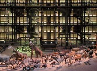 Museum national d'Histoire naturelle - Grande Galerie de l'Évolution