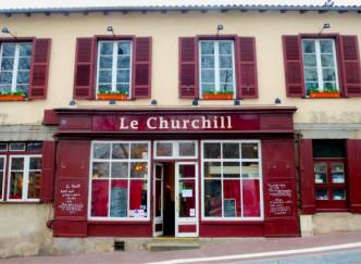 Restaurant Le Churchill