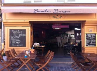 Basilic Burger